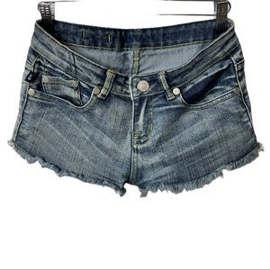 Rock & Republic Denim Shorts Size 28